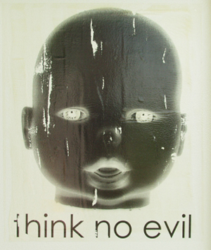 Think No Evil by R.L. Gibson, 2007