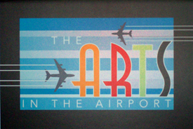 See all the work in the Arts In The Airport show!