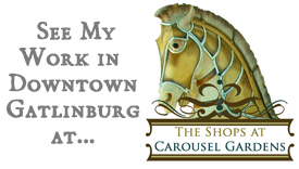 See my work at The Shops at Carousel Gardens!