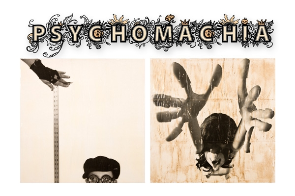 Click to learn more about the Psychomachia show from Artist R.L. Gibson and photographer Jerry Portelli!