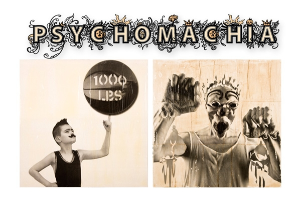 Click to learn more about Psychomachia from Artist R.L. Gibson and Photographer Jerry Portelli!http://www.rlgibson.com/psychomachia