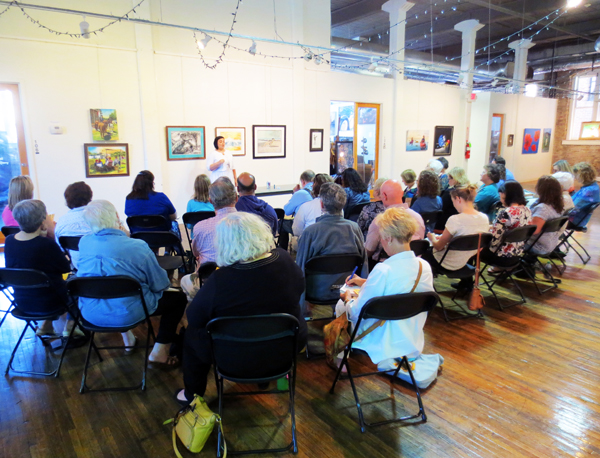 Pricing Your Art WORKSHOP at the Knoxville Arts & Culture Alliance!