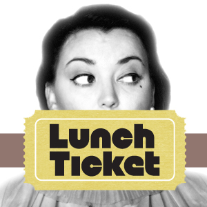 The work of Artist R.L. Gibson is to appear in the Lunch Ticket Journal!