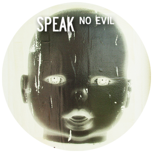 """Learn more about the """"Speak No Evil"""" series by artist R.L. Gibson"""