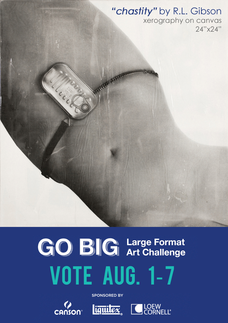 "Vote for ""Chastity""by RL Gibson in the GO BIG contest!"