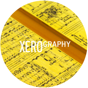 Learn more about Xerography by Artist R.L. Gibson